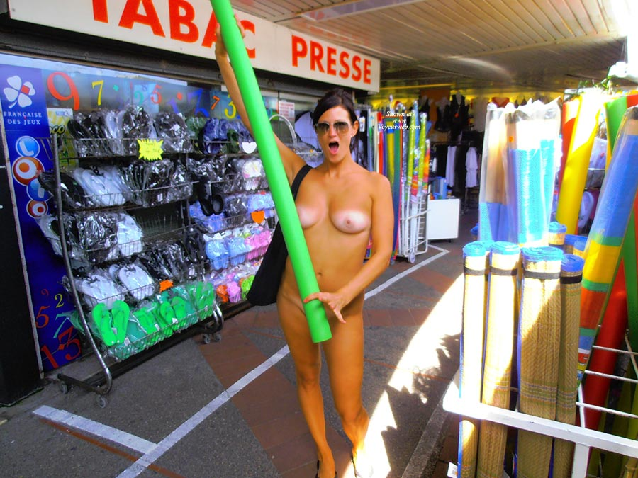 naked girls play toys