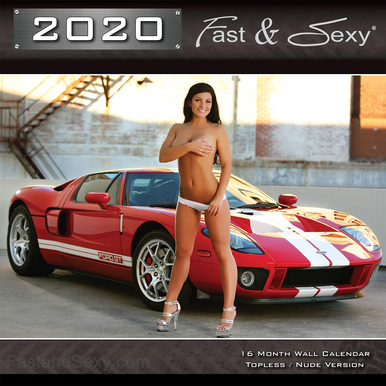 naked babes an cool cars