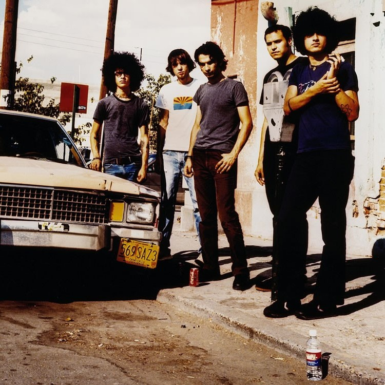 at the drive in new music