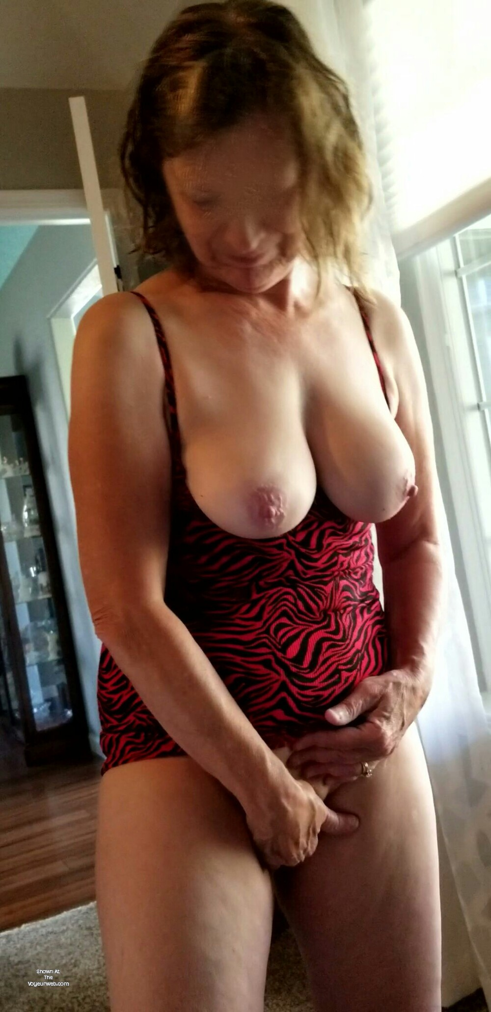 my wife has great boobs
