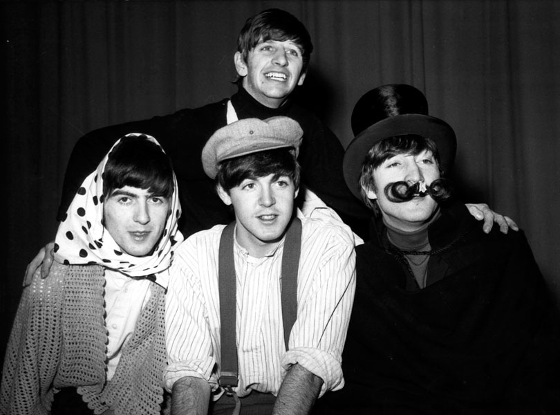 most popular beatles songs on itunes