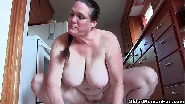 old women with giant naked boobs
