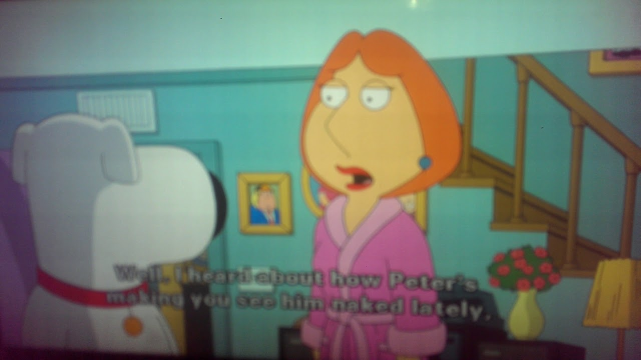 pictures of the family guy characters naked
