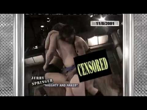 women topless on the jerry springer show